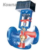 Электрический регулирующий клапан