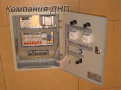 Щит управления приточной вентиляцией